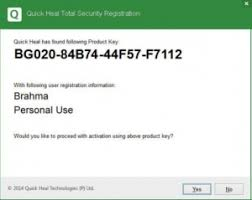 Quick Heal Total Security Crack License Key Latest 2019