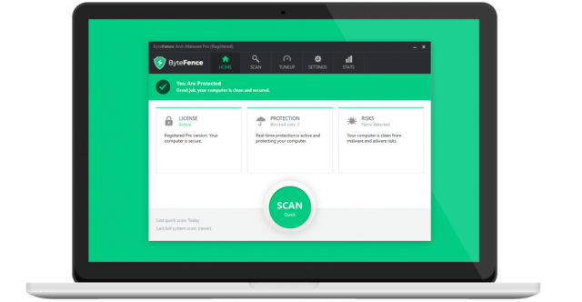 Bytefence Anti-Malware 5.4.1.19 License Key + Crack Latest {100% Working}