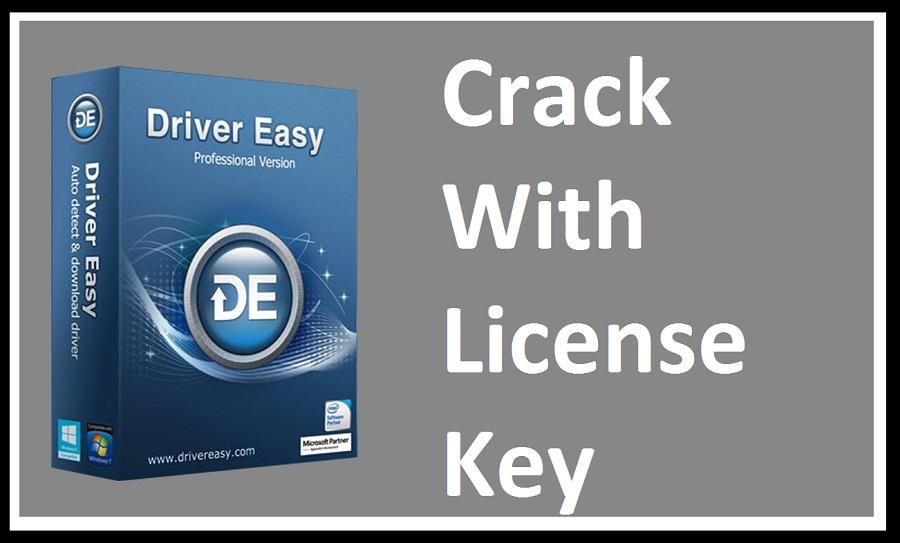 Driver Easy Pro 5.6.13 Crack Full License Key 2020
