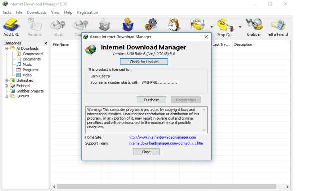 IDM 6.35 Crack Build 18 Patch With Serial Number 2020