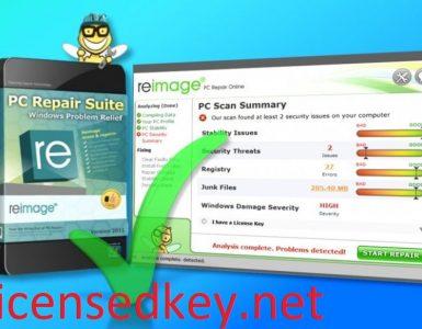 Reimage PC Repair 2020 Crack License Key Full Torrent {Latest}