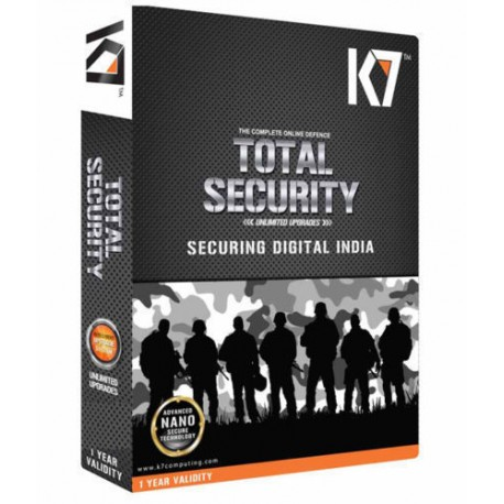 K7 Total Security 16 With License Key Full Version Free Download