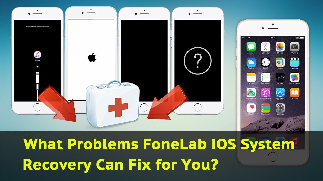 Fone Lab IOS System Recovery 10 Serial Key Free Download