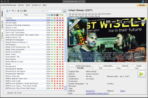 Tiny Media Manager 3 with Window 7 Full Version Free Download