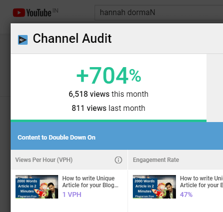 VidIQ Vision for YouTube Crack + Full Vision Download