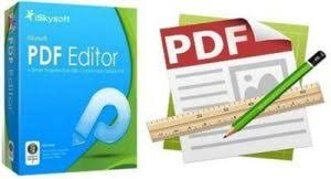 iSkysoft PDF Editor 6.4.2.23338 Pro Crack With Product Key Free Download